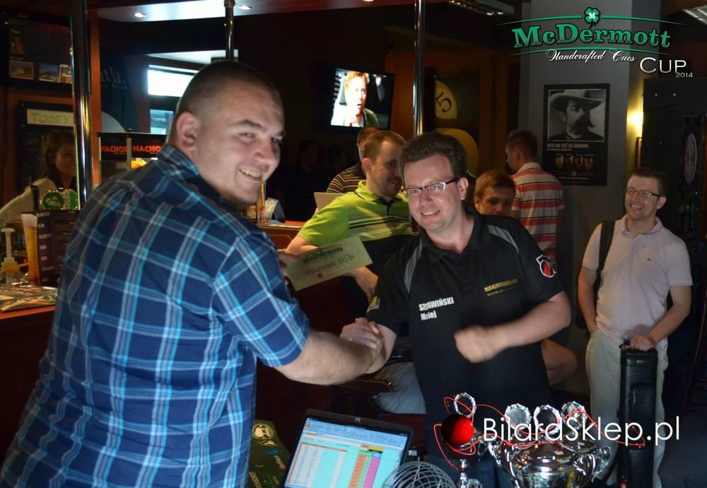 McDermott Cup 2014 | Maciej Szczawiński & Andrzej Winogradow