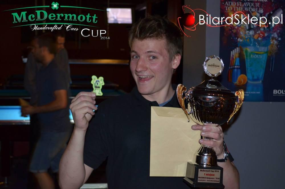 McDermott Cup 2014 Maximus Bydgoszcz | Grzegorz Lasota