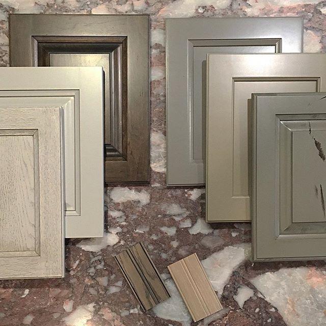 new #koch styles 🕊#modern #cabinets