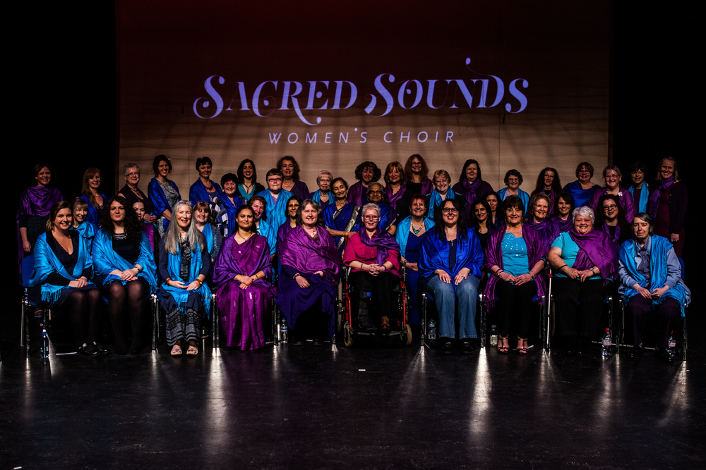 Sacred Sounds Women's Choir / Photography by Michela De Rossi