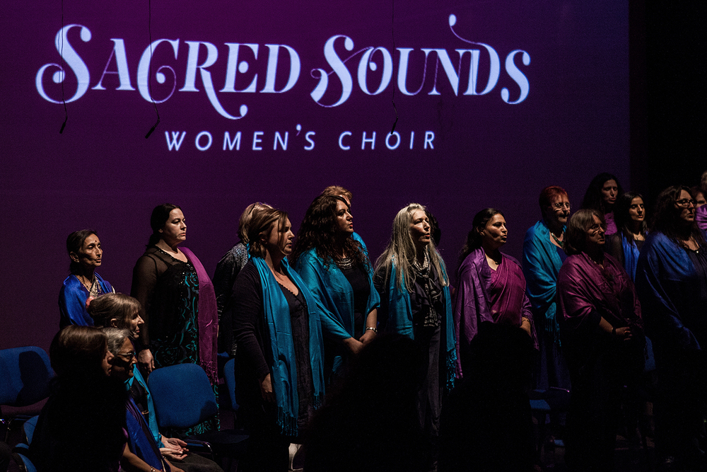 Sacred Sounds Women's Choir Showcase Event Photo: Michela De Rossi