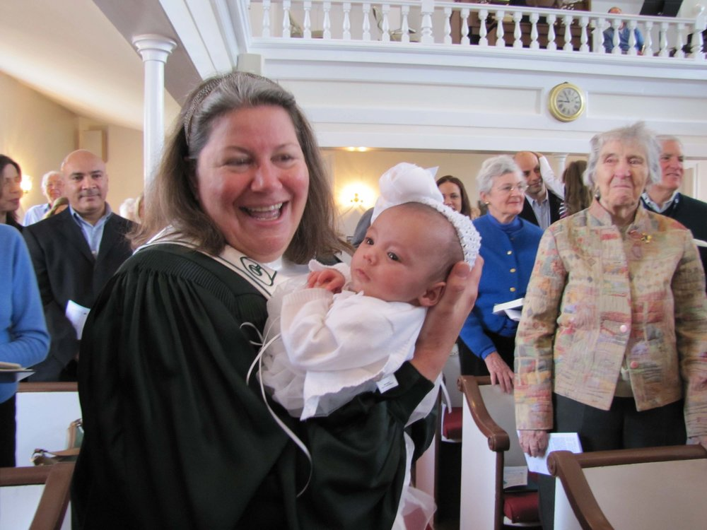 United Church of Christ, Southbury Baptism