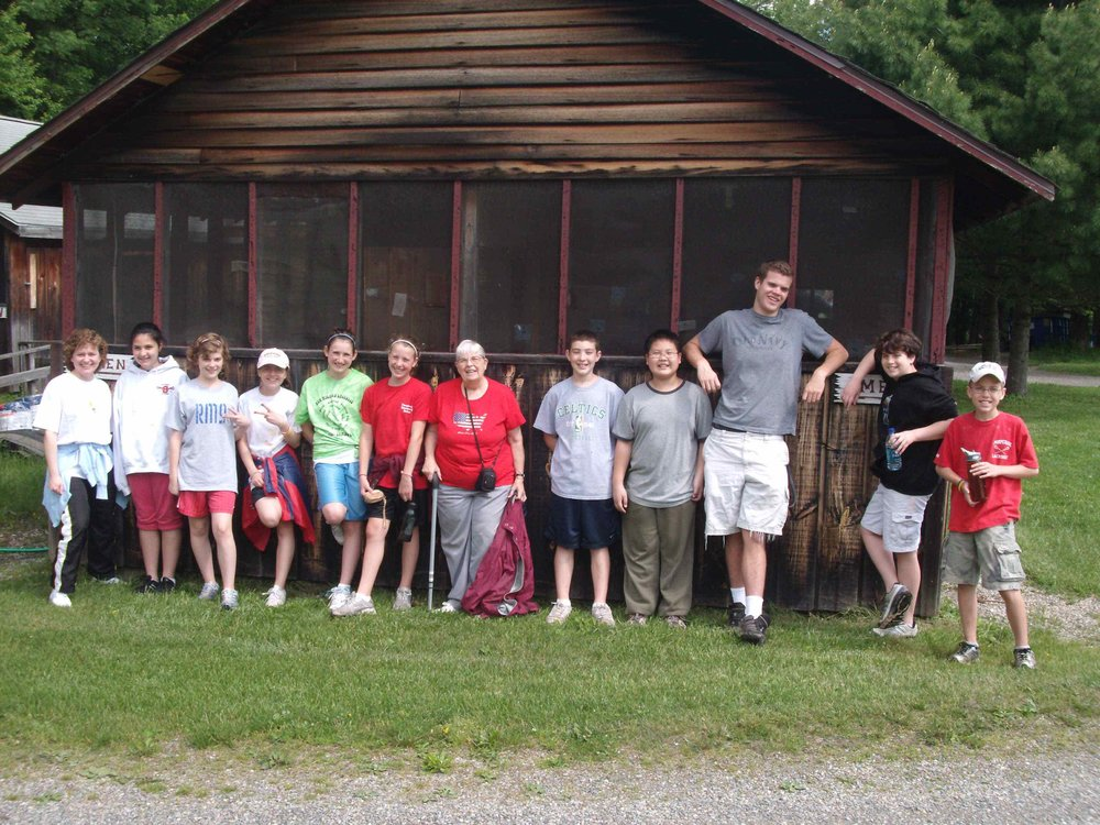 United Church of Christ, Southbury Junior Pilgrim Fellowship Group