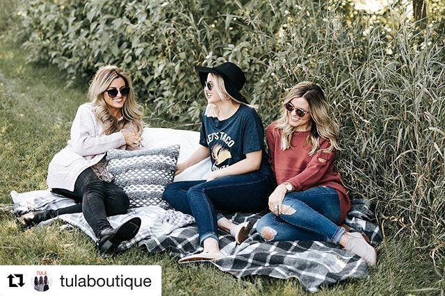 Reposting this to spread the word! We're giving away $15 to everyone that enters!! #Repost @tulaboutique ・・・ Major Giveaway... ❤️ EVERYONE that reposts this photo and tags us (both in the photo & the caption) in the next 24 hours will receive a $15 store credit!!! 🎉 After 24 hours, those who entered will receive a code to use at checkout (excluding clearance). Offer valid only in 🇺🇸. Ends Sunday 09/24/17 at 9pm CST. #shopmytula 📷: @katebecker.mn