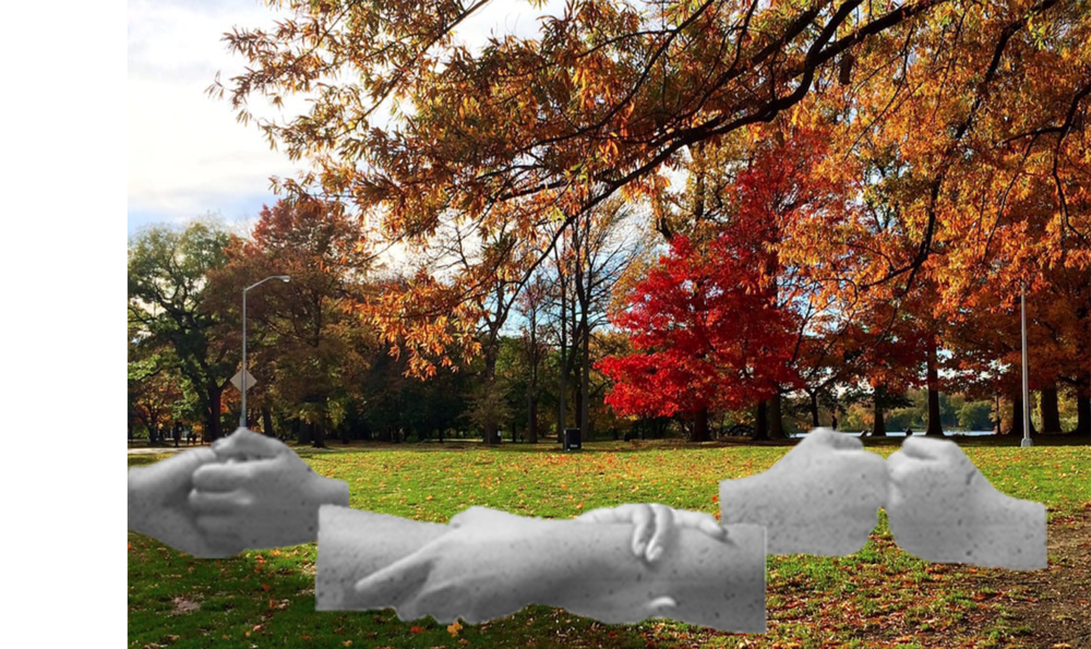 """TheDap:Prospect Park 2018 - The dap is a gestural language that was born in African American communities during the 1960s and 1970s, including the """"the dap"""" and the black power handshake. When we see youths, athletes, or even President Obama giving a fist bump or dap, we think of these gestures as mere greetings and are not aware of the origins and historical significance of these languages."""