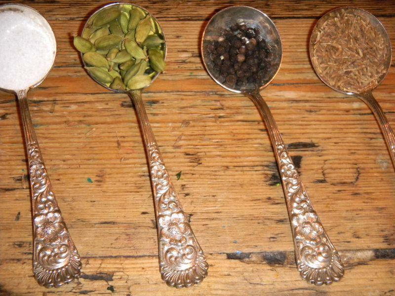 Afghan Spice Blend For Palau Afghan Culture Unveiledblog