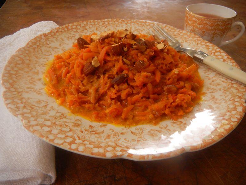 Carrot halwa utah 056