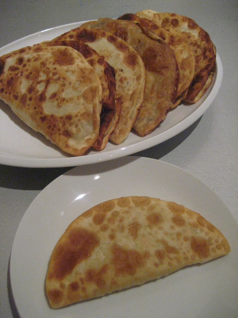 AFGHAN POTATO AND SCALLION BREAD - BOLANI KACHALOO — Afghan Culture ...