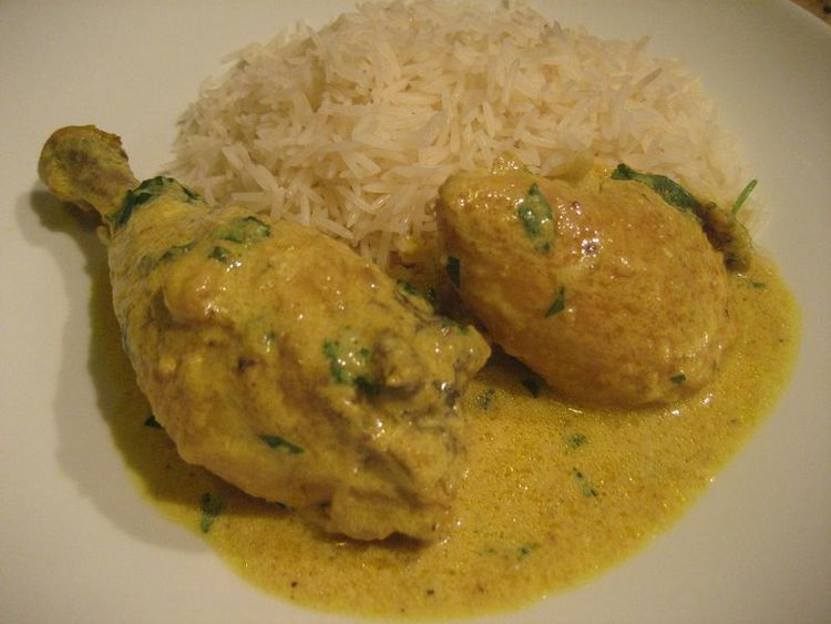 Slow cooker turmeric braised chicken lawang afghan culture 004 forumfinder Choice Image