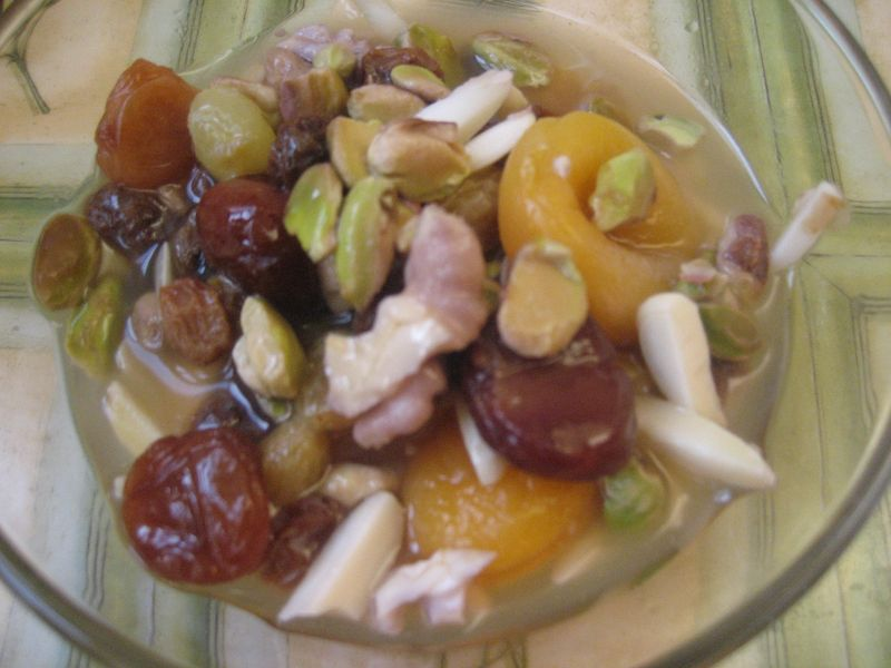 Afghan New Year Food