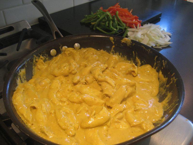 Afghan inspired mustard chicken afghan culture unveiledblog 004 forumfinder Choice Image