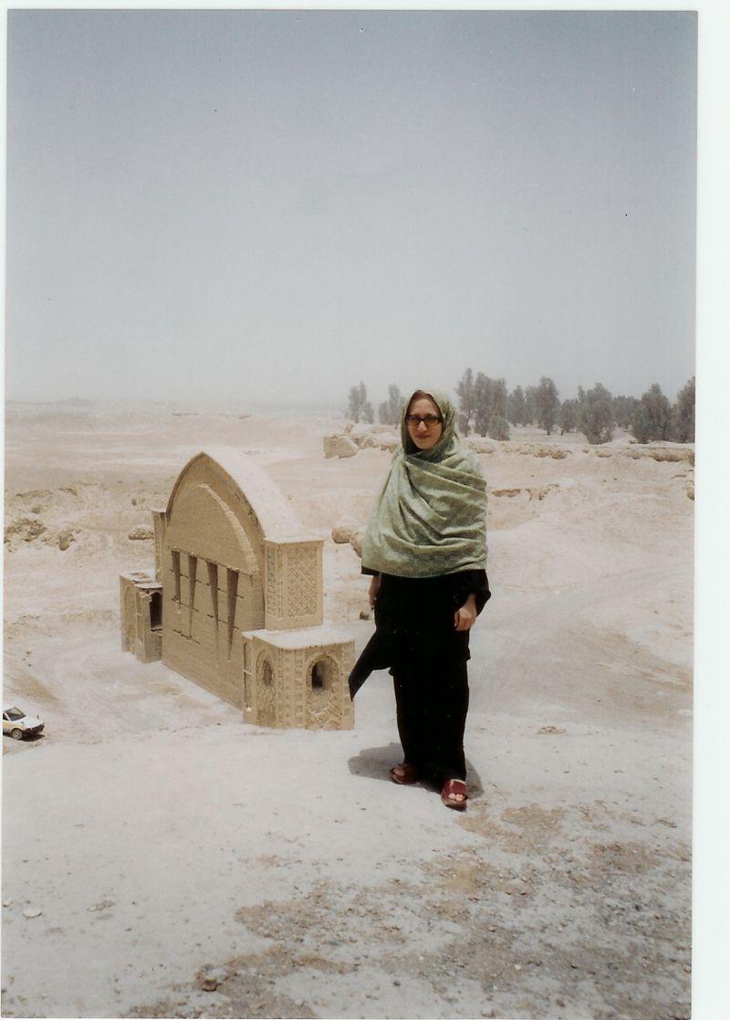FaribaQalai Bost, Helmand