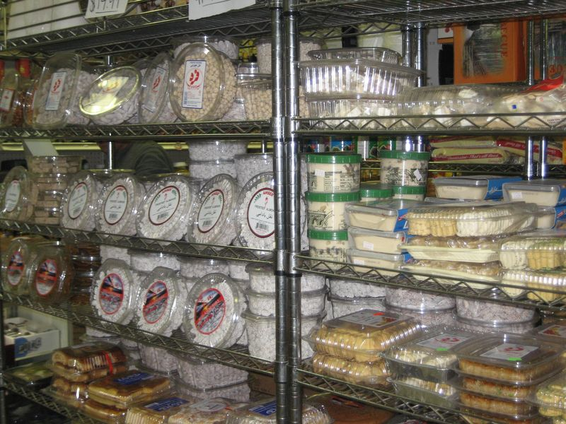Afghan pastries and delights