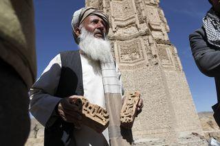 AfghanArcheologist