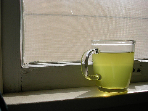 Cup-of-green tea
