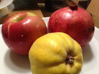 Quince&PomegranatePhoto