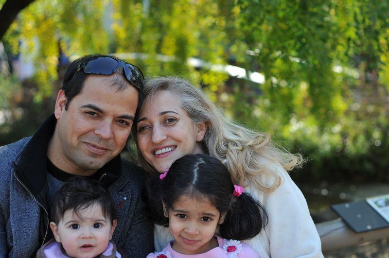 Fariba&Family