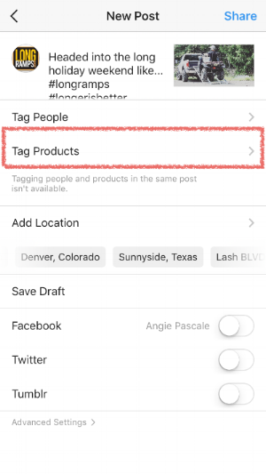 Insta Shoppable Posts - Tag Products.png