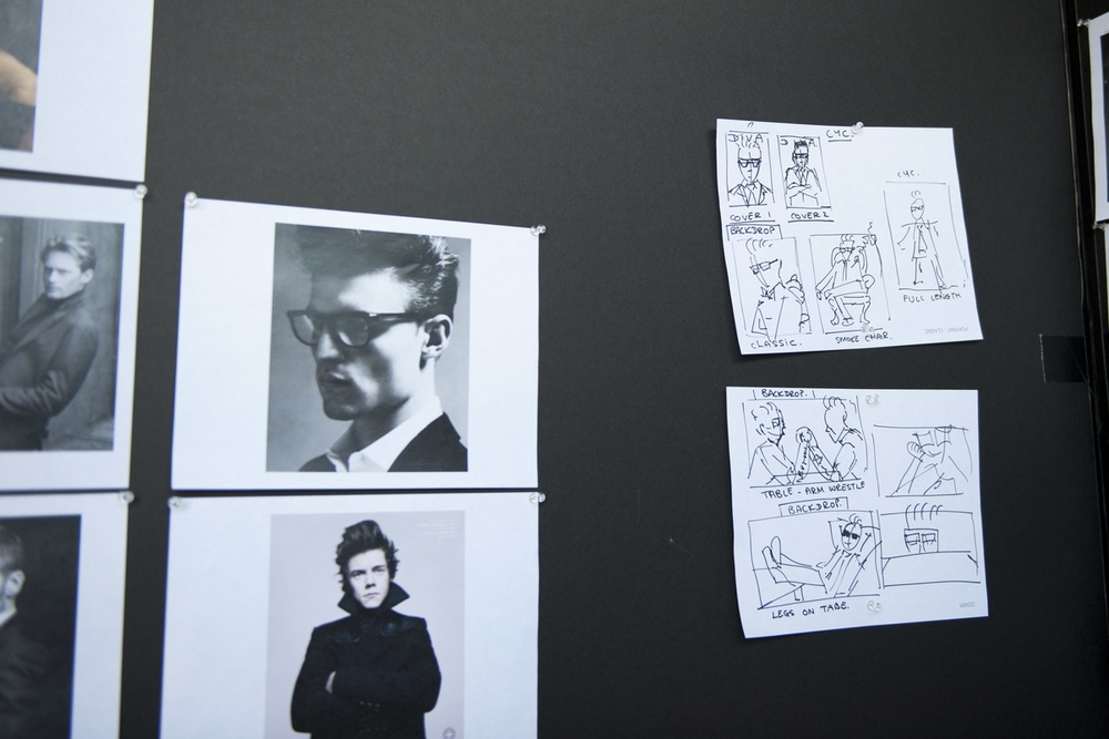Sketches and references on set