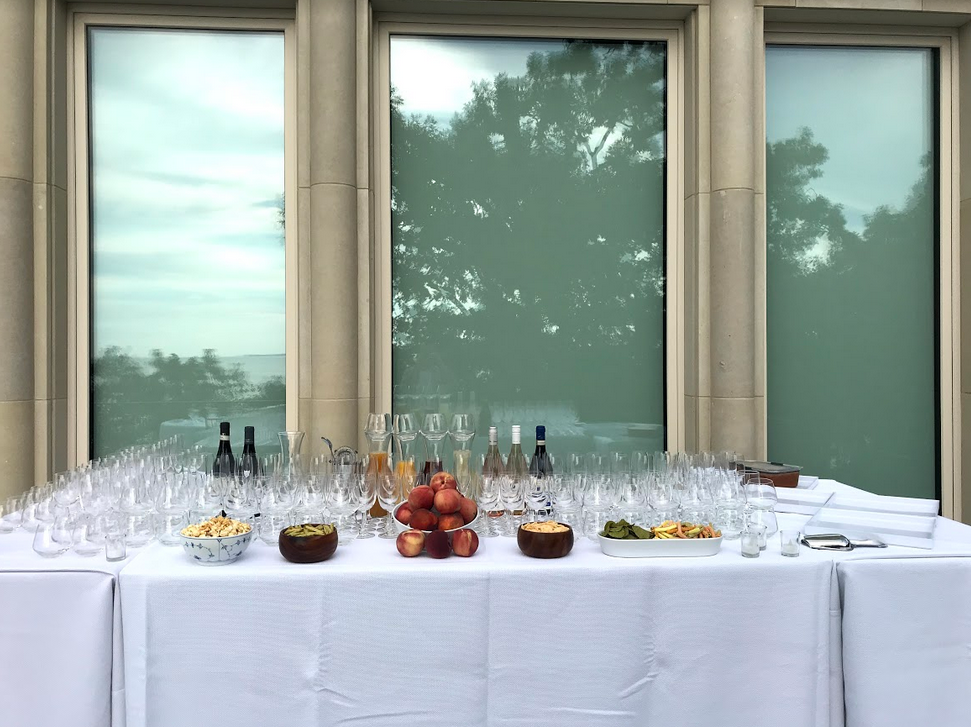 NYC corporate catering