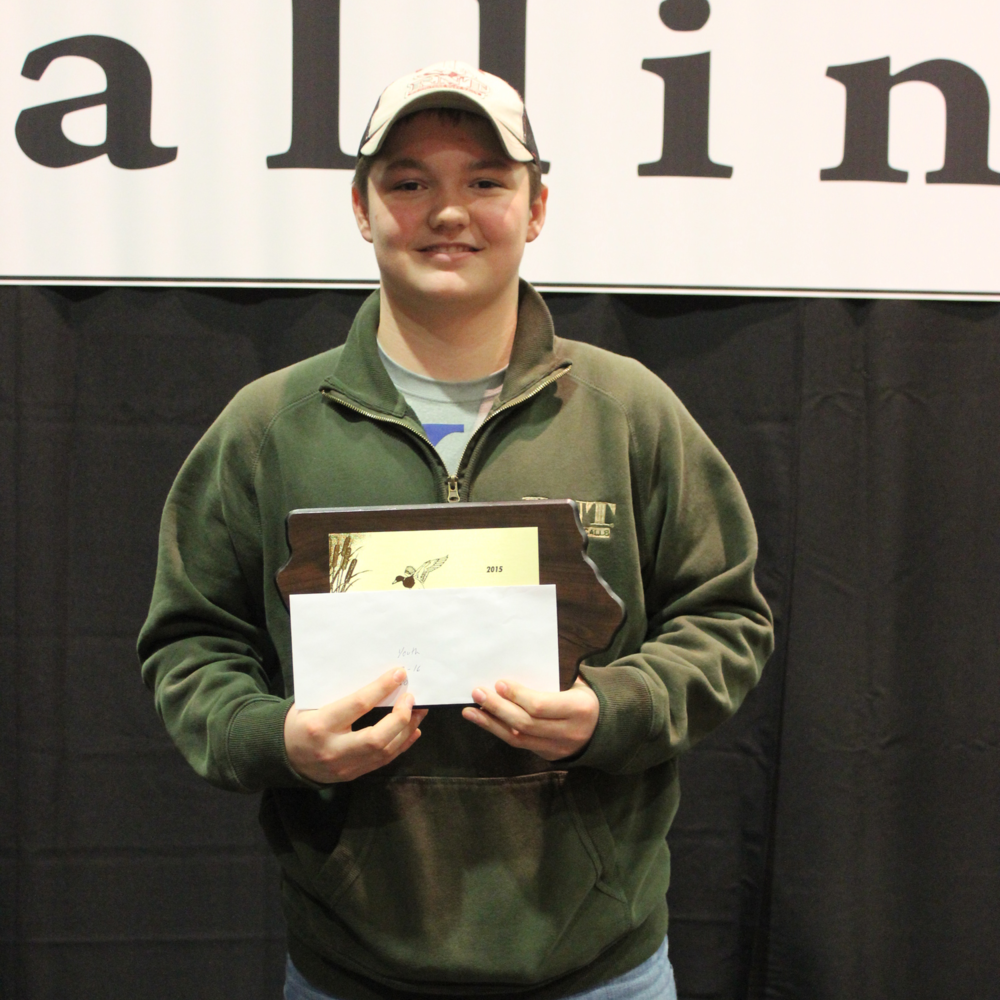 2015 Mississippi Valley Youth Duck Calling Champion :: Intermediate Division :: Cody Severe