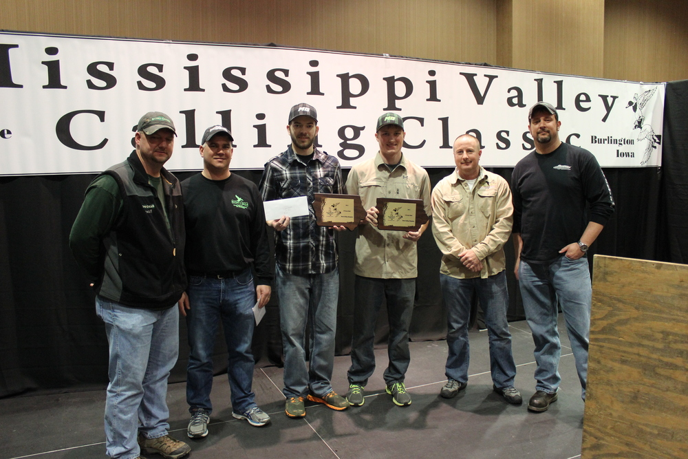 2015 2 Person Meat Duck Calling Contest :: Top 3