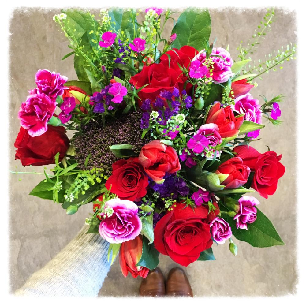 Image: Derby Farm Flowers & Gardens/Lucinda Chrislip