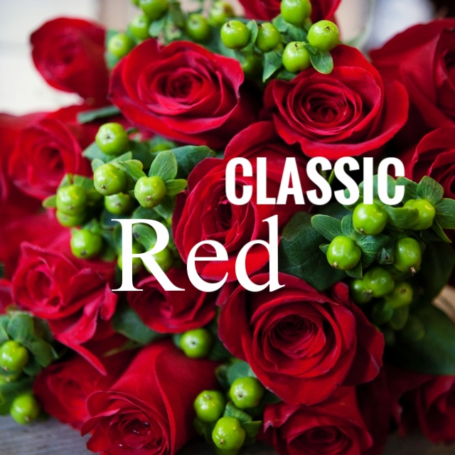 Classic Long-stemmed Red Roses