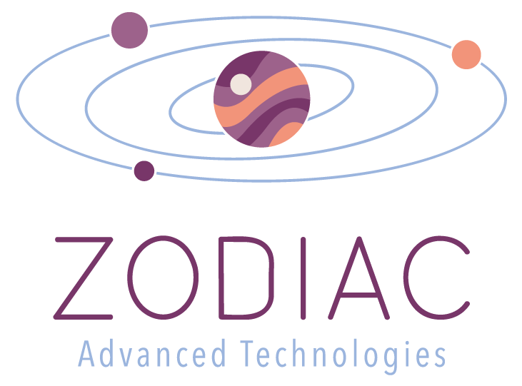 Zodiac Advanced Technologies Custom Logo Design in Colorado