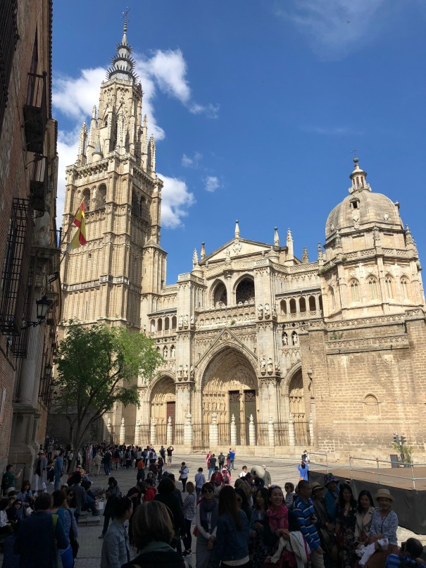 Toledo Cathedral - a masterpiece for the centuries