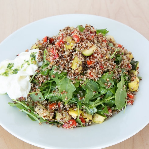Organic Quinoa Salad