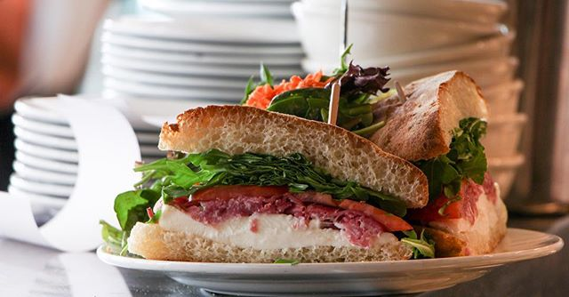 This amazing Sopressata Sandwich is ready! 👨🍳Come and get it 🥪🧀 📷: @thepicsbox  #ciabattabar #LA #lafoodie #losangeles #losangelescalifornia #california #californiafoodie #sunsetblvd #hollywood #hollywoodblvd #hollywoodfood #italianrestaurant #photography #foodporn #foodphotography #foodphoto #food #ciabatta #sopressata #sandwich #italianbread #restaurant #yelpla