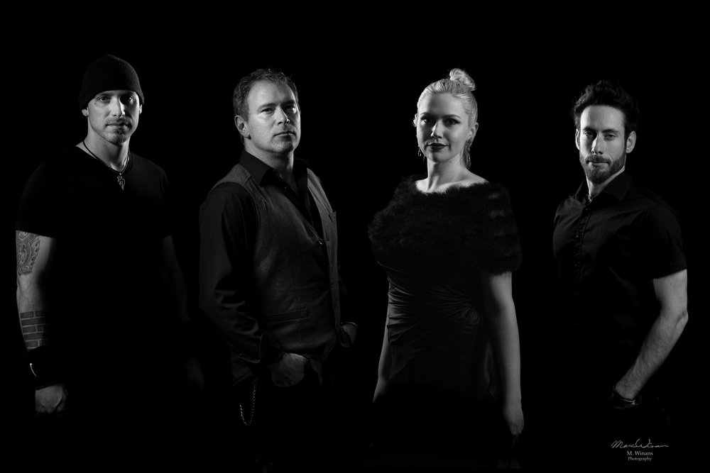 Anthems For Autumn - Band Photography and Branding