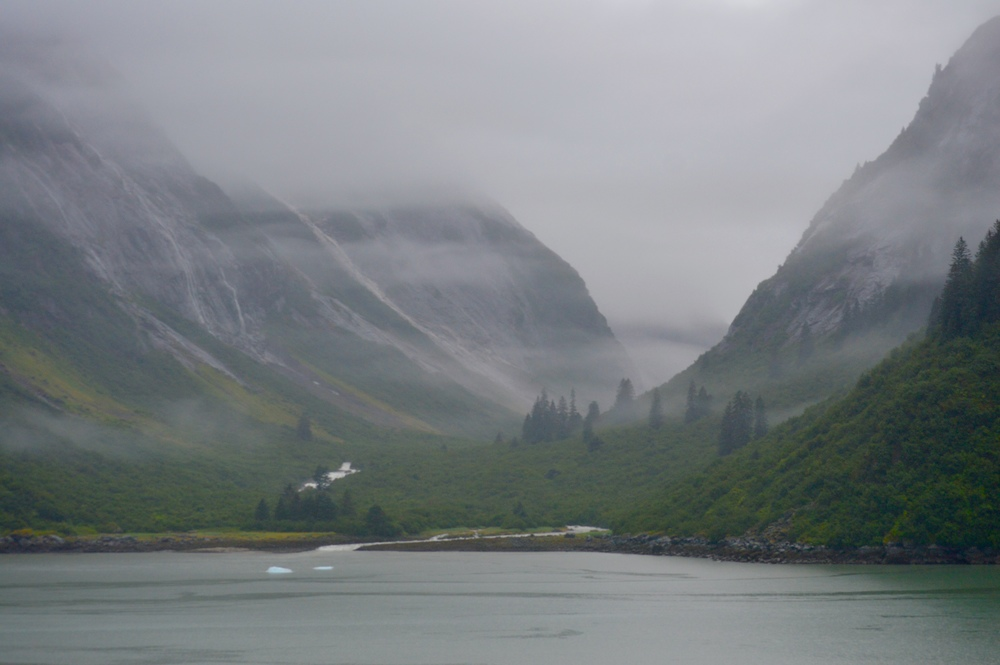 Tracy Arm Fjord 8/12./2015                                                                      ©Paul McCandless