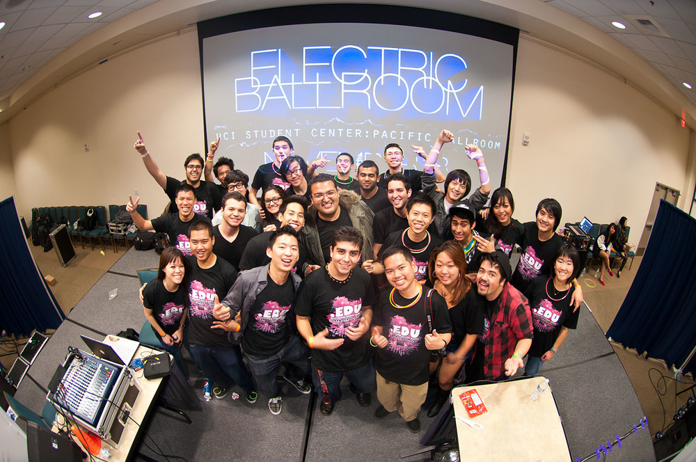 ELECTRONIC DANCE UNION, UCI