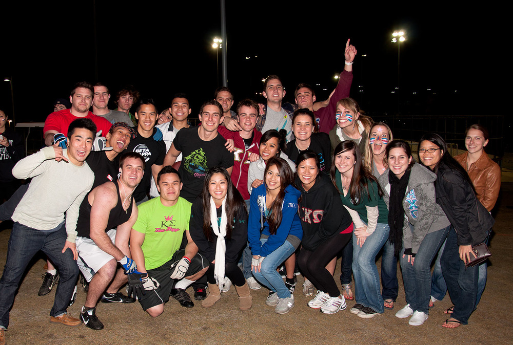 PANHELLENIC GREEK WEEK, UCI