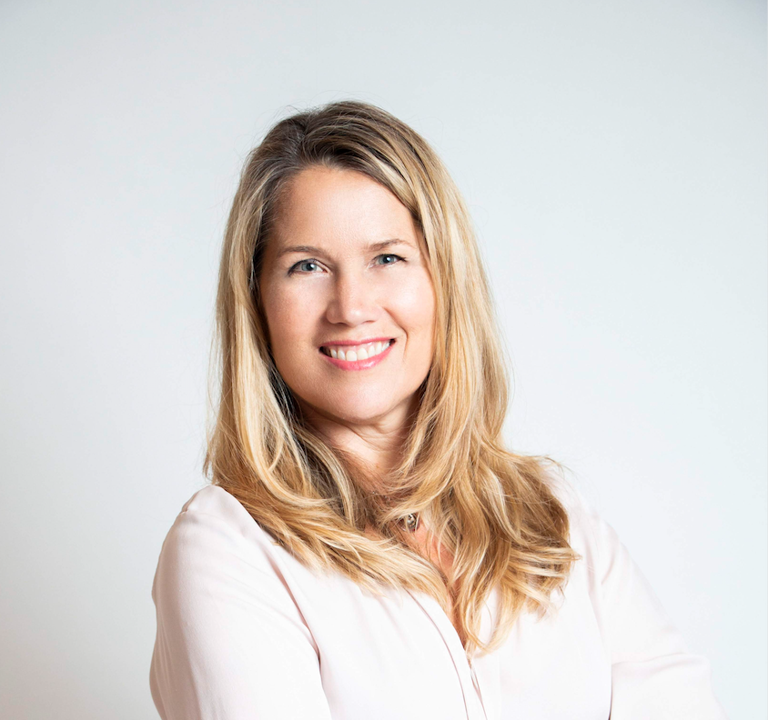 Britta Cox, Founder of AQUIS -