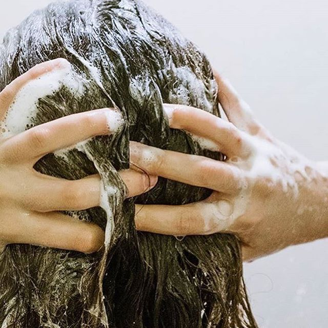 Did you know Shampoo is 80% water? Our newest #ProductObsession is @owahaircare. They're changing industry standards by creating a powder hair wash for your shower.