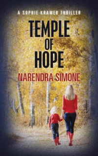 Best Mystery Novels - A Sophie Kramer Mystery - 'Temple of Hope' is the debut novel in the trilogy of FBI Special Agent Sophie Kramer.