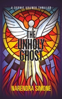 Best Mystery Novels - A Sophie Kramer Mystery - 'The Unholy Ghost' is a Sophie Kramer mystery and second book in her trilogy