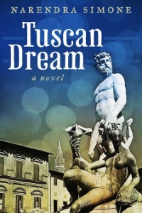 Best Mystery Novels - 'Tuscan Dream', A Mystery available both as Paperback Book and eBook