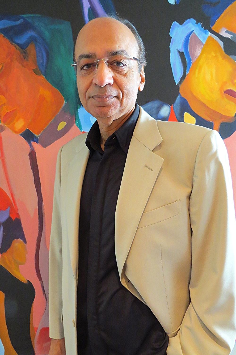 Author Narendra Simone