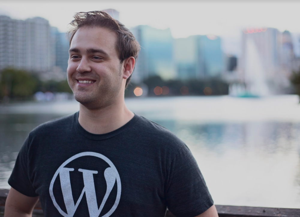 Adam Soucie  Wordpress Developer, Orlando FL