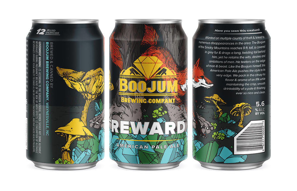 Boojum Reward Pale Ale