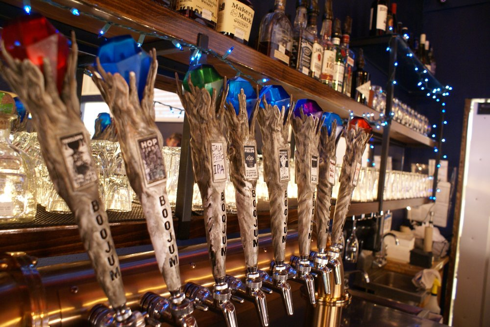 Tap Handles in Taproom.jpg