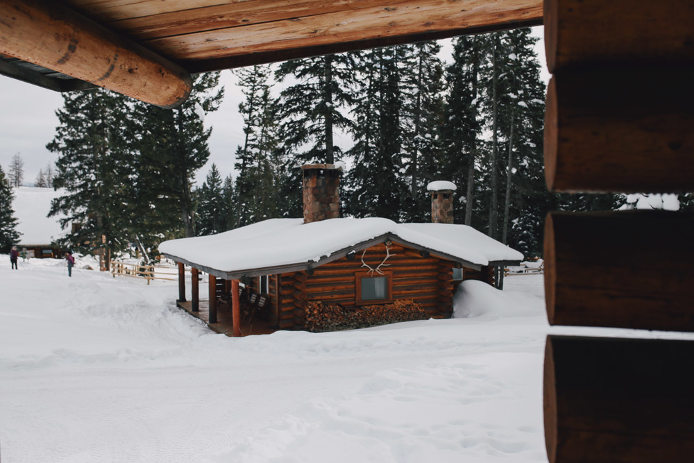Lone Mountain Ranch In Big Sky Montana Local Wanderer