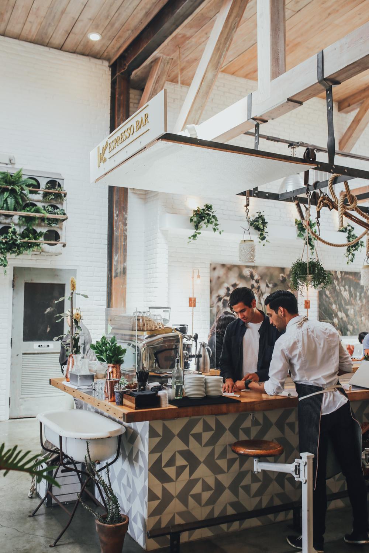 Healthy Restaurant Venice Beach