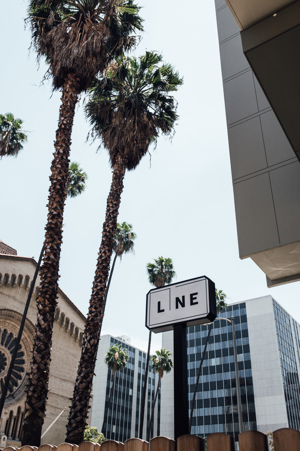A perfect weekend at the line hotel los angeles local for Line hotel los angeles