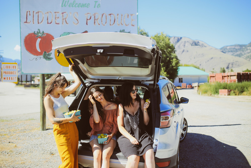 osoyoos girls The ultimate late-summer to fall family vacation in osoyoos as canada's only  true desert,  girls weekend: spring spa getaway the long, long winter has.