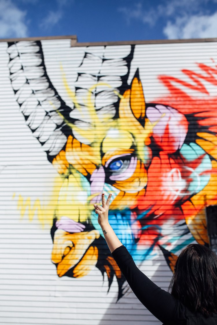 The Prettiest Walls + Street Art in Vancouver, BC — Local Wanderer